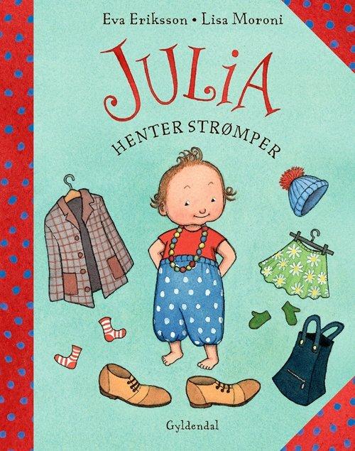 Julia Henter Strømper - Eva Eriksson - Bog