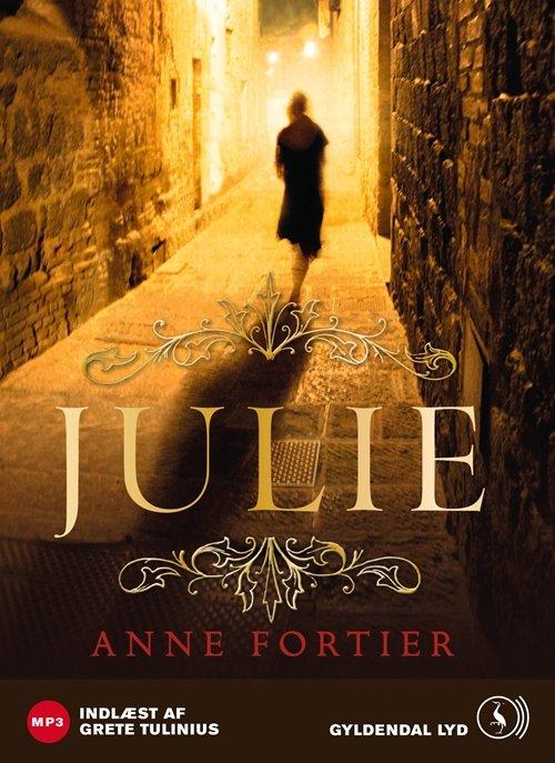 Julie - Anne Fortier - Cd Lydbog