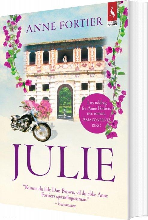 Julie - Anne Fortier - Bog