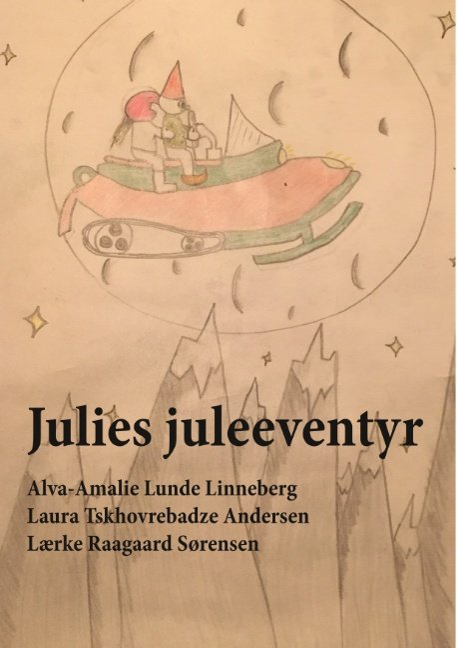 Image of   Julies Juleeventyr - Alva-amalie Lunde Linneberg - Bog