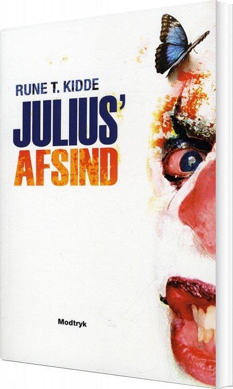 Image of   Julius Afsind - Rune T. Kidde - Bog