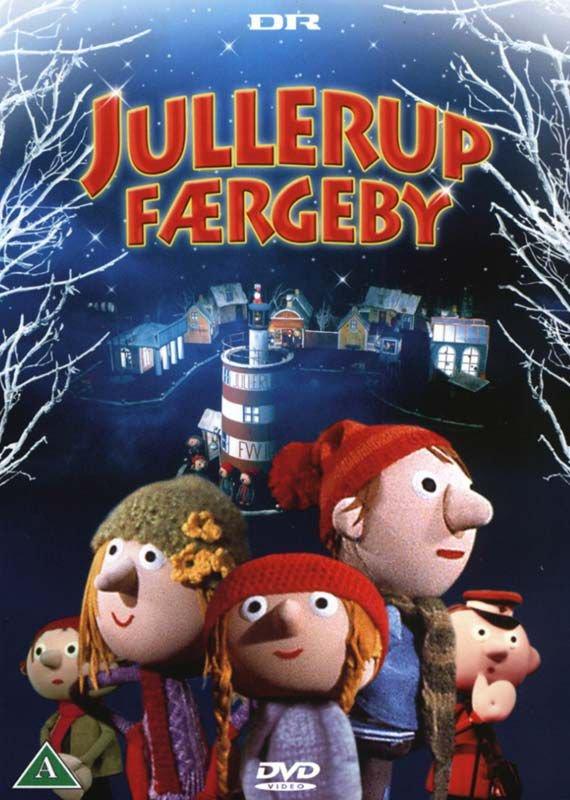 Jullerup Færgeby - Dr Julekalender - DVD - Tv-serie
