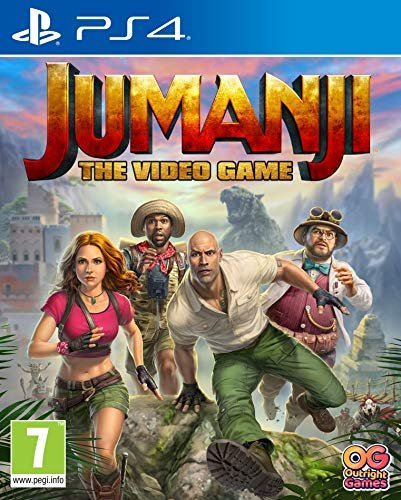 Image of   Jumanji: The Video Game - PS4