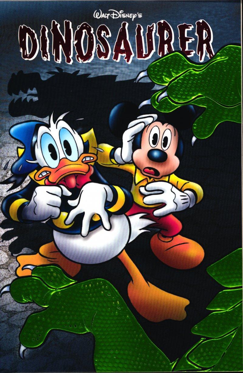 Image of   Jumbobog Tema - Dinosaur - Disney - Tegneserie