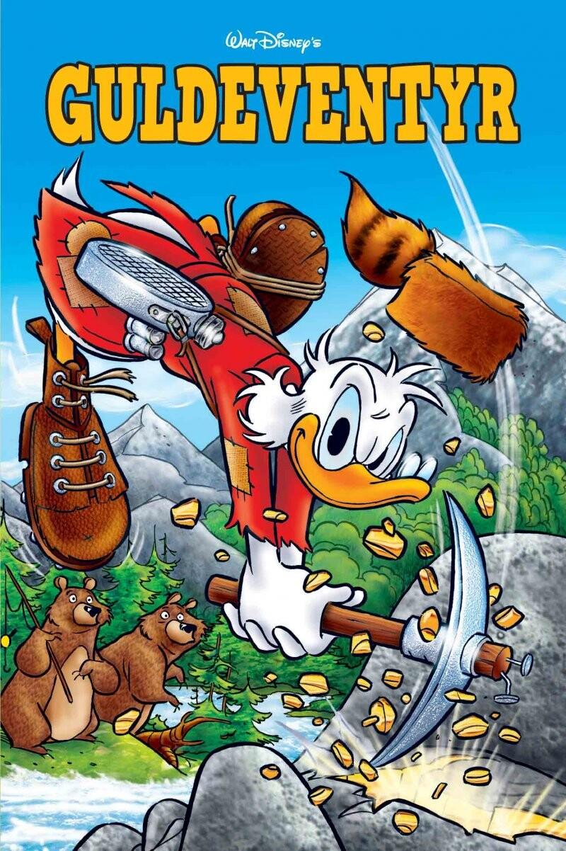 Image of   Jumbobog Tema - Guldeventyr - Disney - Tegneserie