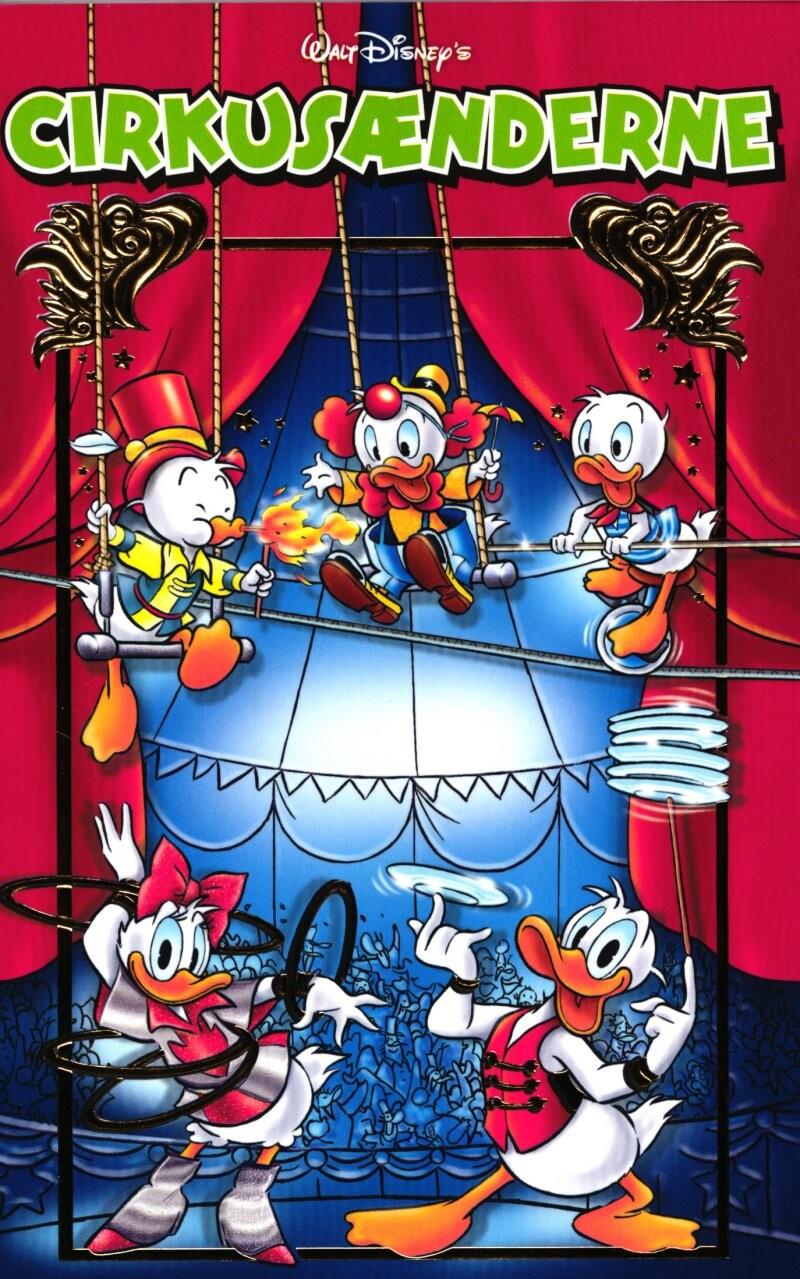 Image of   Jumbobog Tema - Cirkusænderne - Disney - Tegneserie