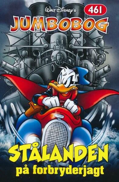 Image of   Jumbobog 461 - Stålanden På Forbryderjagt - Disney - Tegneserie
