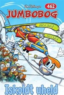 Image of   Jumbobog 462 - Iskoldt Uheld - Disney - Tegneserie