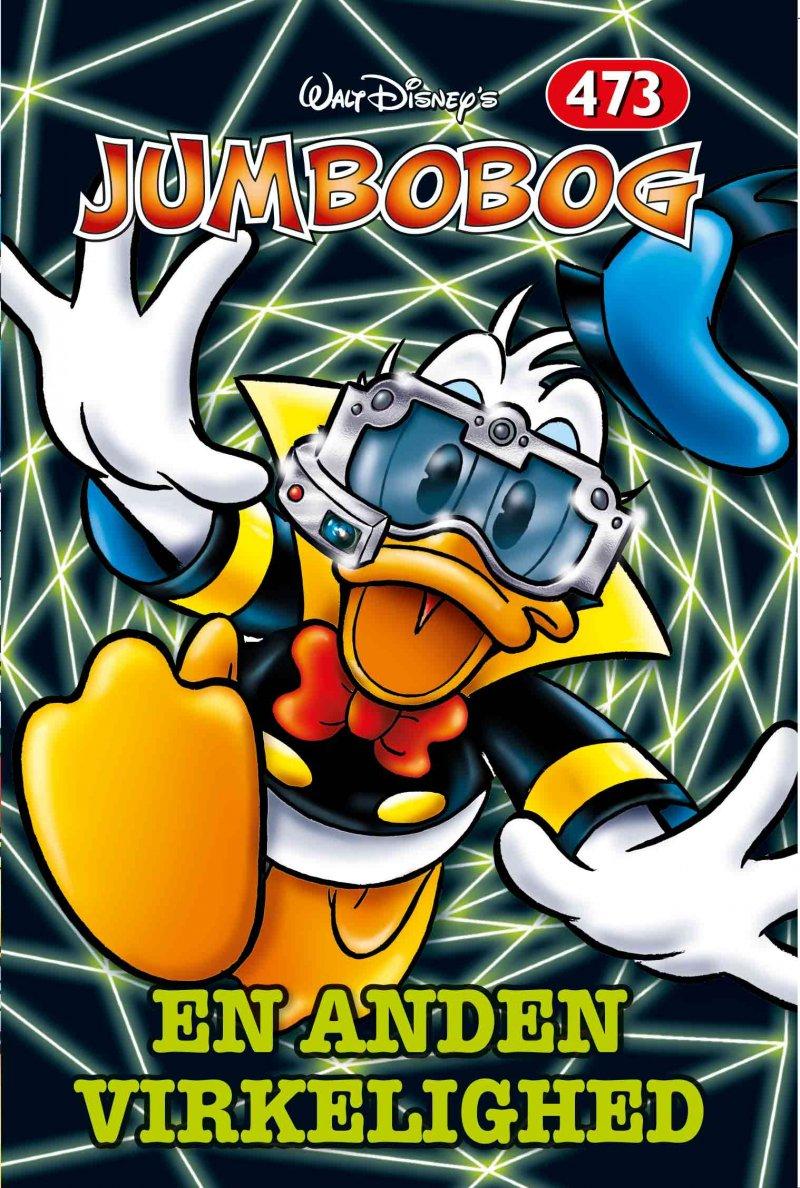 Image of   Jumbobog 473 - En Anden Virkelighed - Disney - Tegneserie