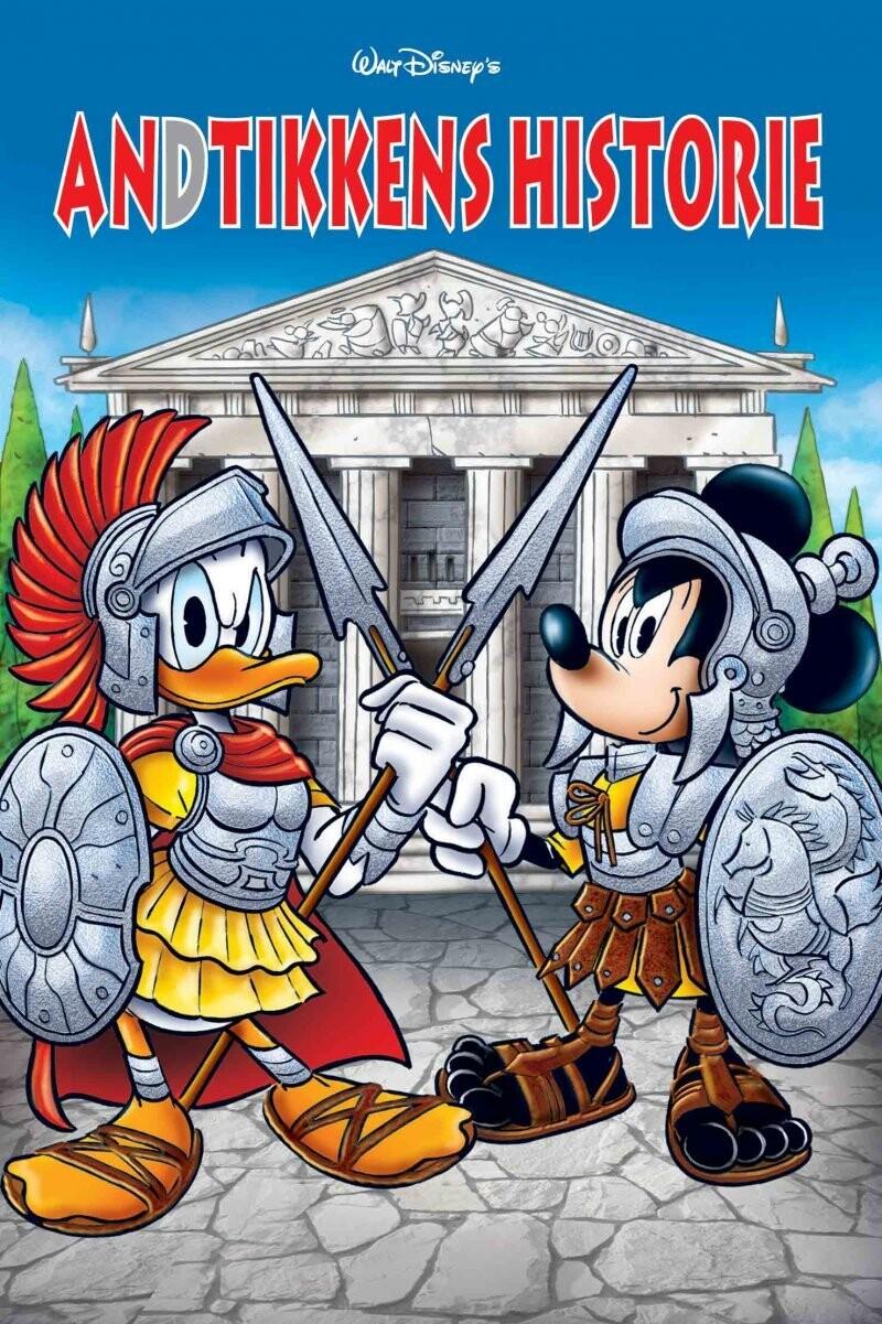Image of   Jumbobog Tema - Andtikkens Historie - Disney - Tegneserie