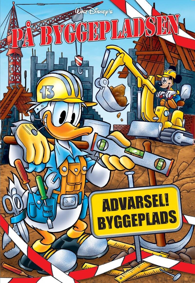 Jumbobog Tema - På Byggepladsen - Disney - Tegneserie