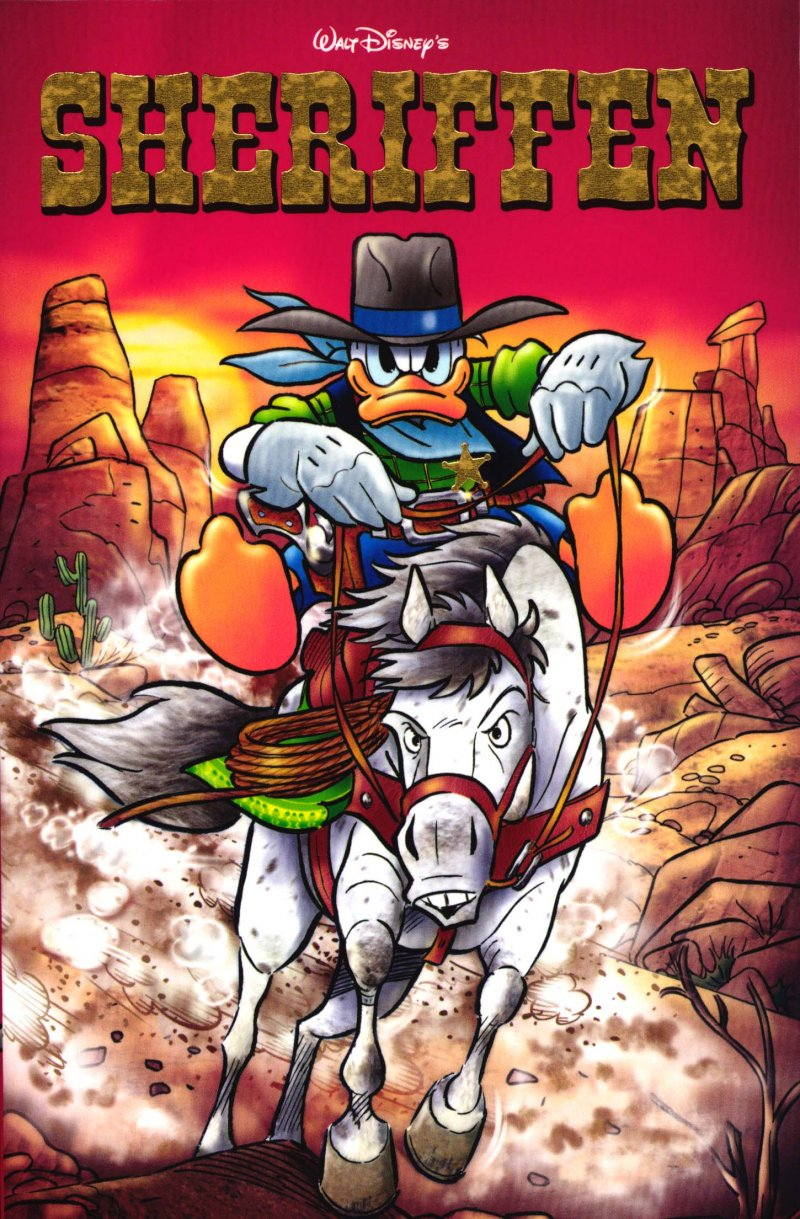 Image of   Jumbobog Tema - Sheriffen - Disney - Tegneserie