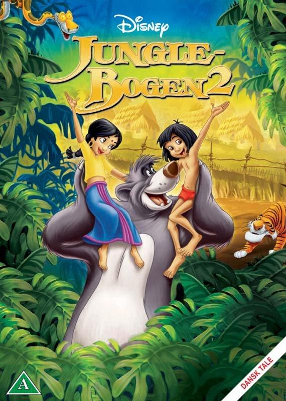 Billede af Junglebogen 2 - Disney - DVD - Film