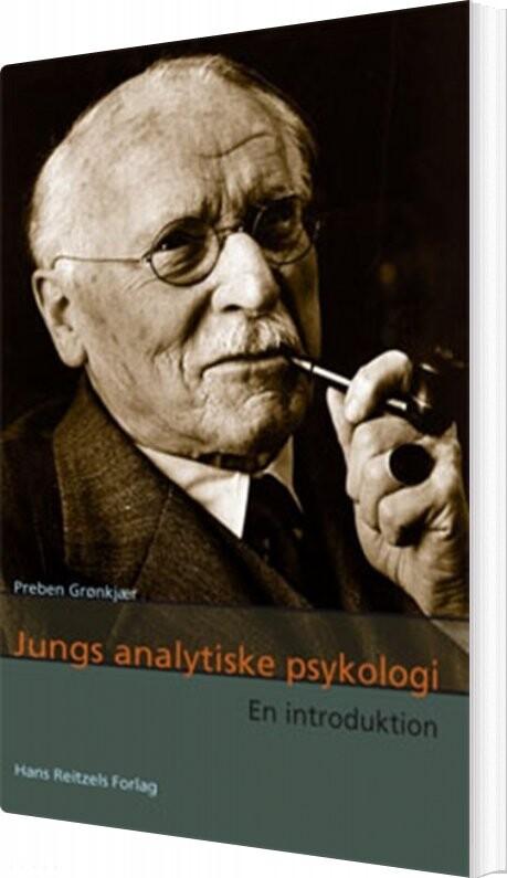 Image of   Jungs Analytiske Psykologi - Preben Grønkjær - Bog