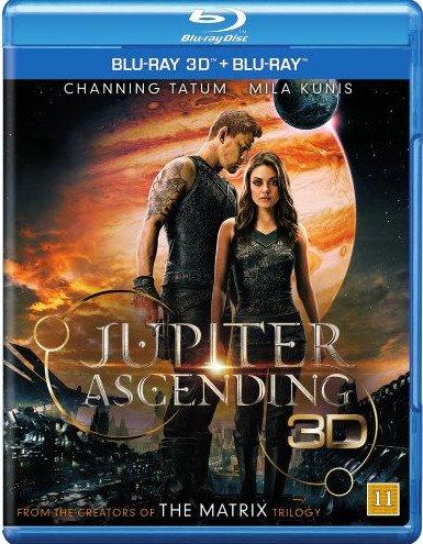 Image of   Jupiter Ascending - 3D Blu-Ray