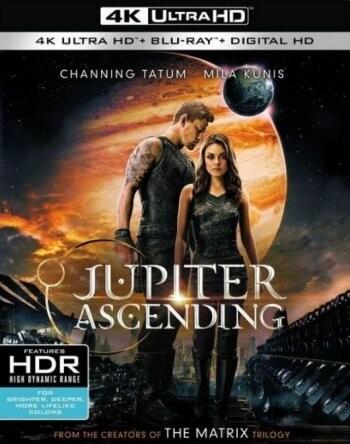 Image of   Jupiter Ascending - 4K Blu-Ray