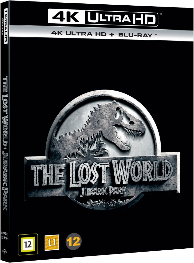 Jurassic Park 2 - The Lost World - 4K Blu-Ray
