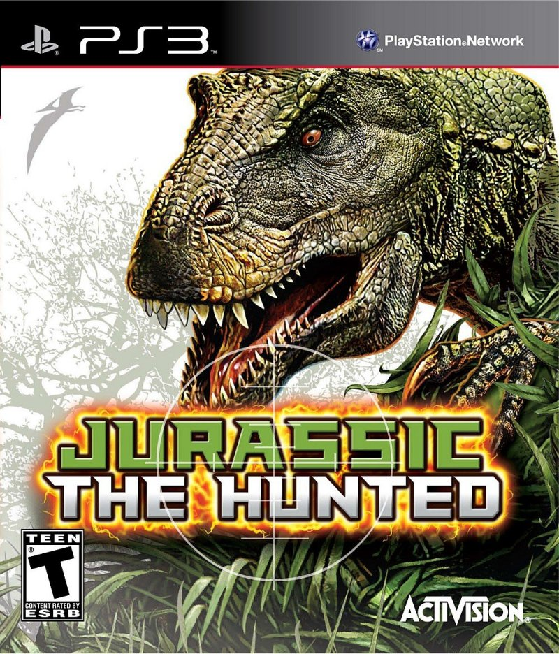 Image of   Jurassic: The Hunted (import) - PS3