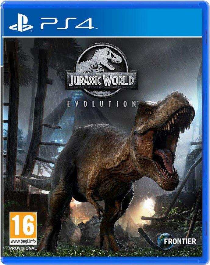 Image of   Jurassic World Evolution - PS4