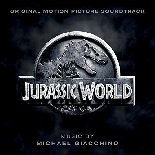 Image of   Jurassic World Soundtrack - CD