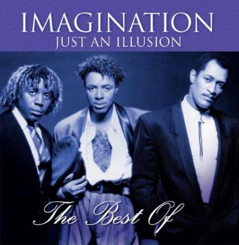 Image of   Imagination - Just An Illusion - Greatest Hits - CD