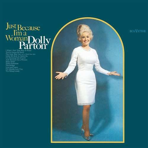 Image of   Dolly Parton - Just Because Im A Woman - Vinyl / LP