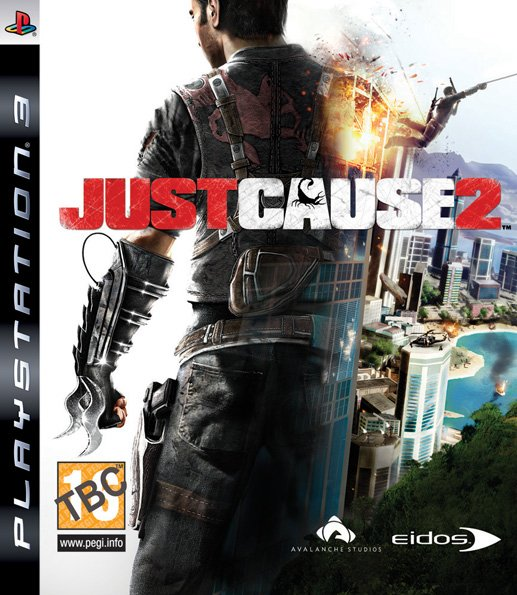 Image of   Just Cause 2 (essentials) - PS3