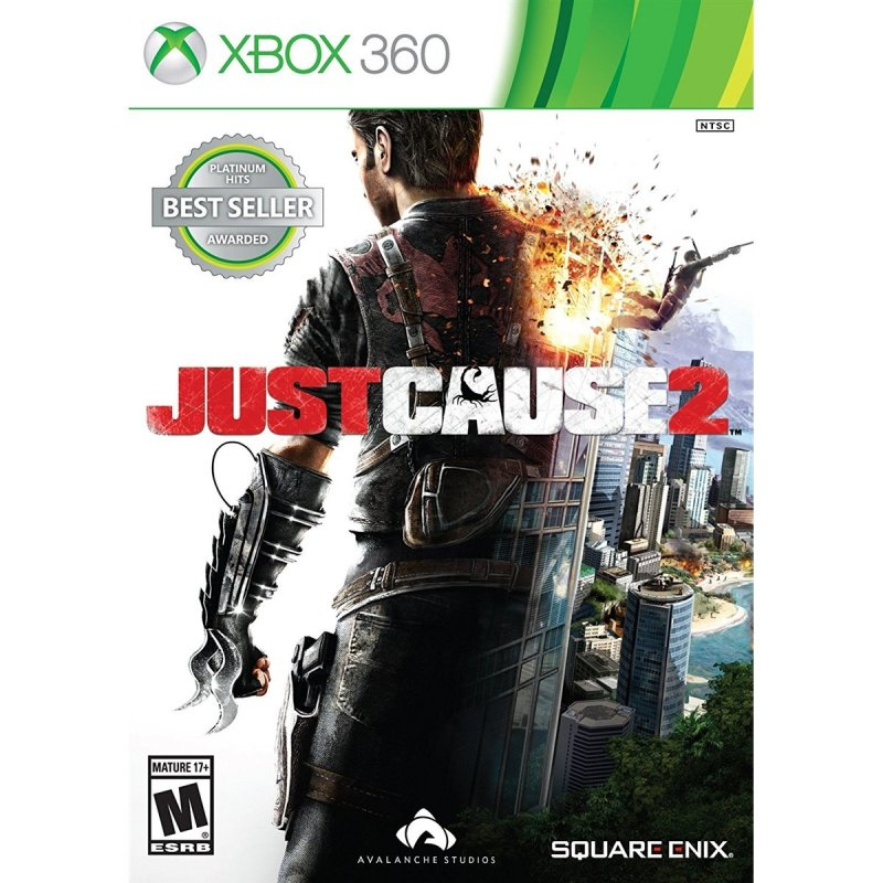 Image of   Just Cause 2 - Xbox 360