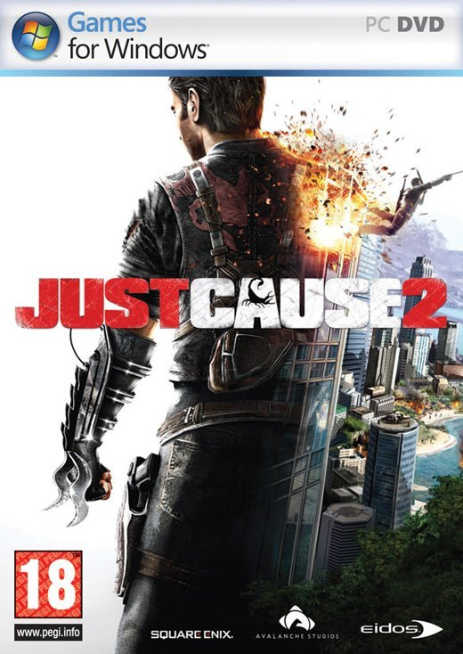 Image of   Just Cause 2 - PC