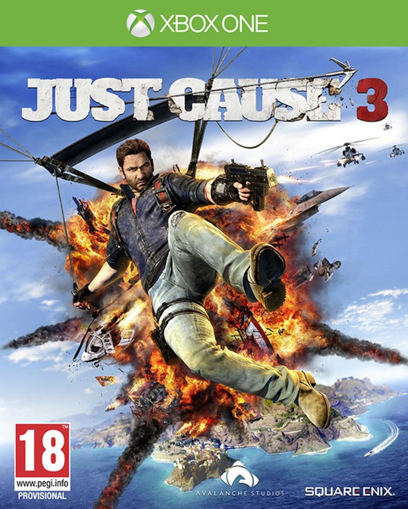 Image of   Just Cause 3 - Day 1 Edition - Xbox One