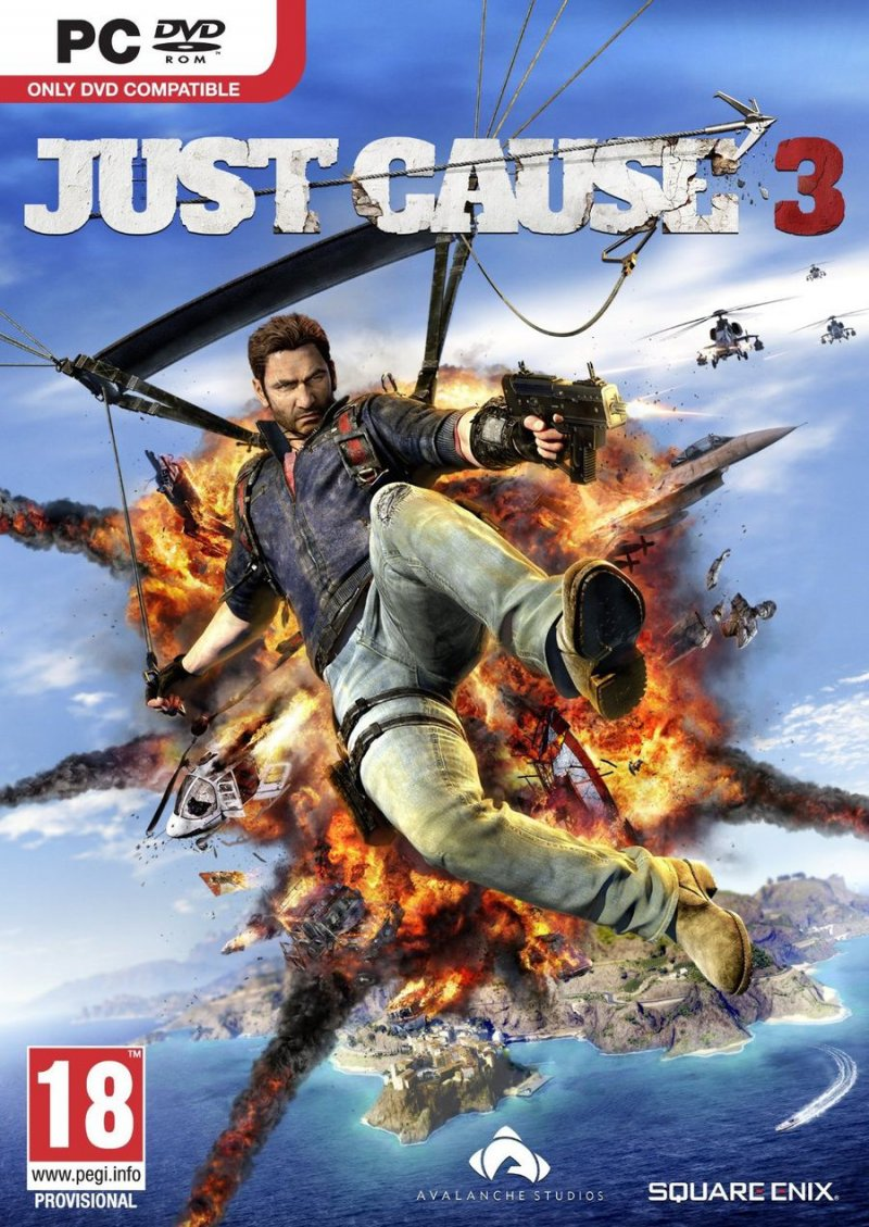 Image of   Just Cause 3 - PC