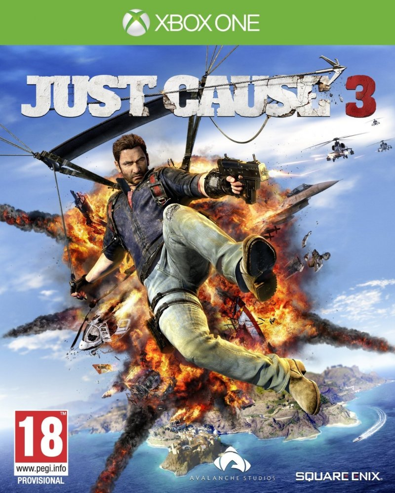 Image of   Just Cause 3 - Xbox One
