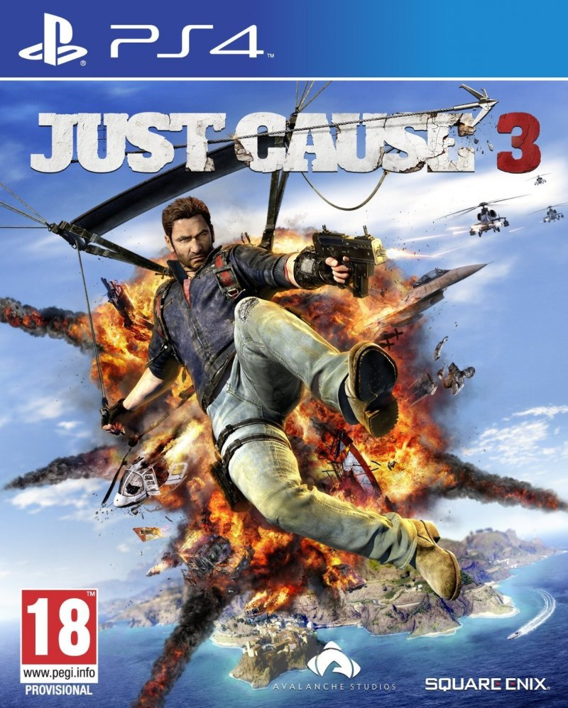 Image of   Just Cause 3 - PS4
