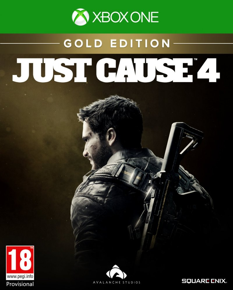 Image of   Just Cause 4 - Gold Edition - Xbox One