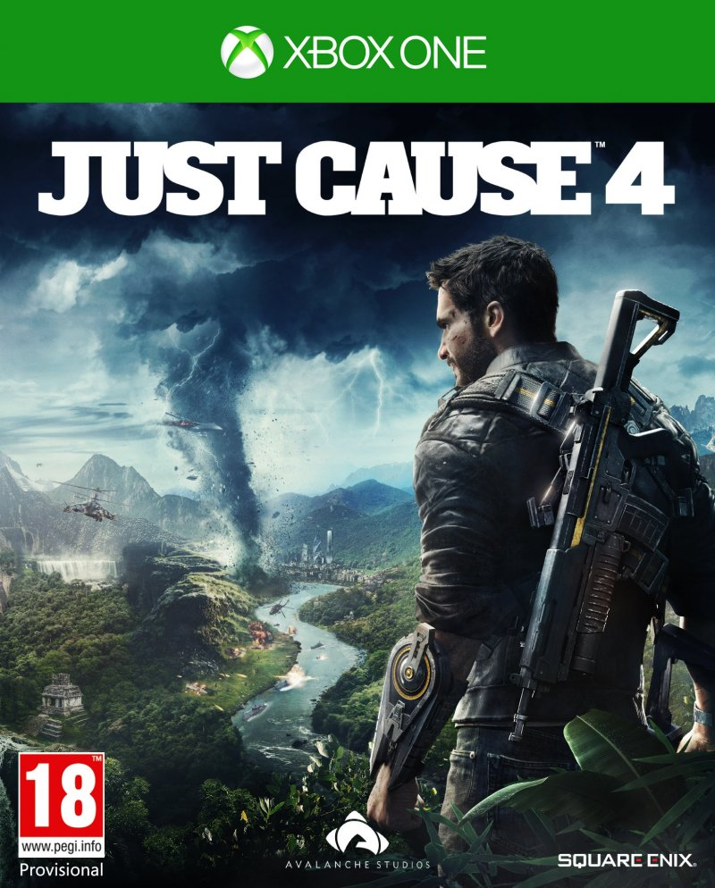 Image of   Just Cause 4 - Xbox One