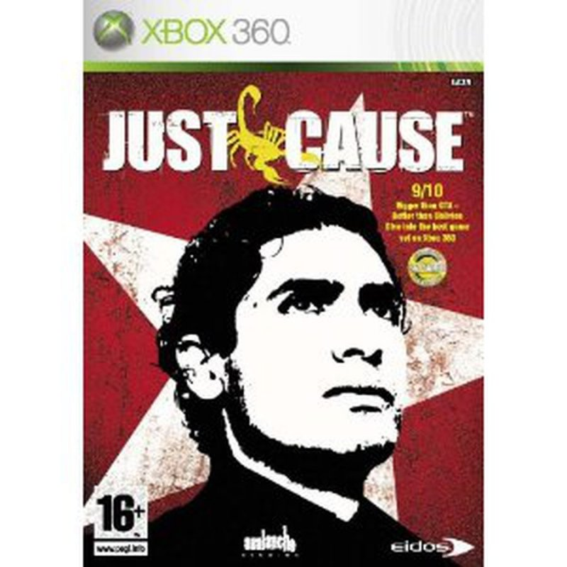 Image of   Just Cause - Xbox 360