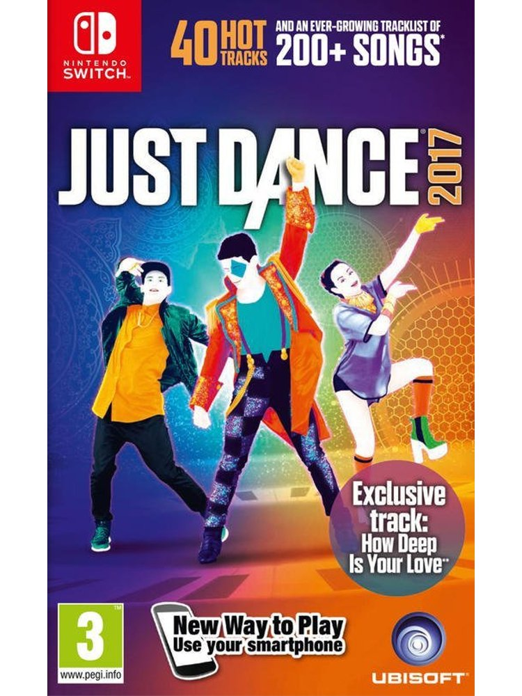Just Dance 2017 - Nintendo Switch