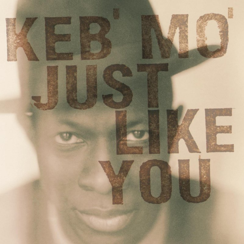 Image of   Keb Mo - Just Like You - Vinyl / LP