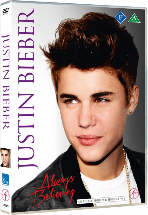 Image of   Justin Bieber - Always Believing - DVD - Film