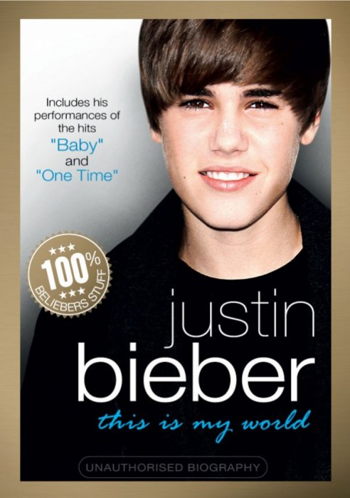 Image of   Justin Bieber - This Is My World - DVD - Film