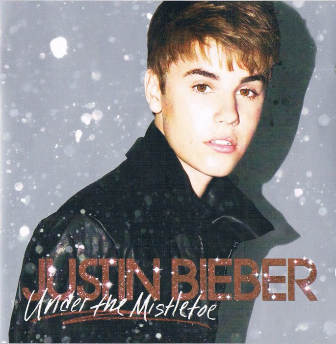 Image of   Justin Bieber - Under The Mistletoe - Deluxe Edition (cd+dvd) - CD