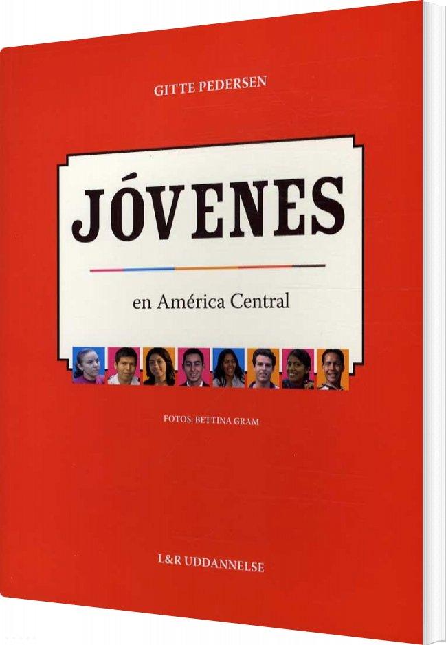 Billede af Jóvenes En América Central - Gitte Pedersen - Bog