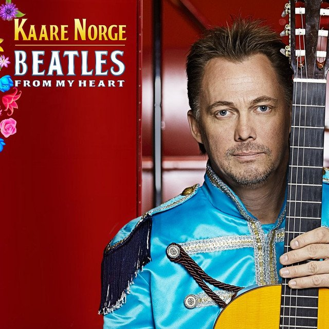 Køb Kaare Norge - Beatles From My Heart - CD til 29,95 kr.