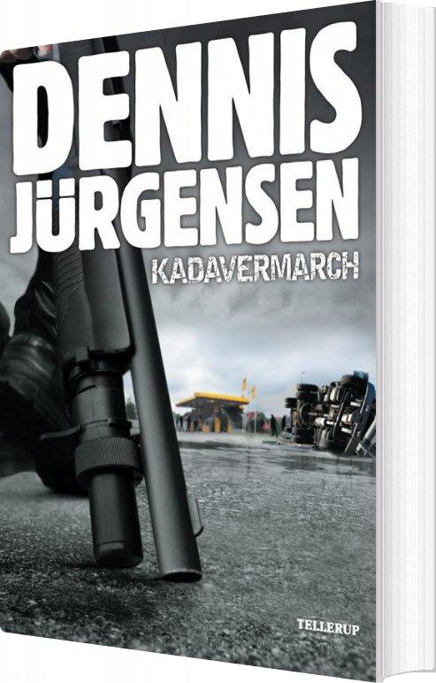 Kadavermarch - Dennis Jürgensen - Bog