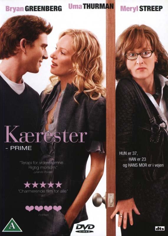 Image of   Kærester - Film - DVD - Film