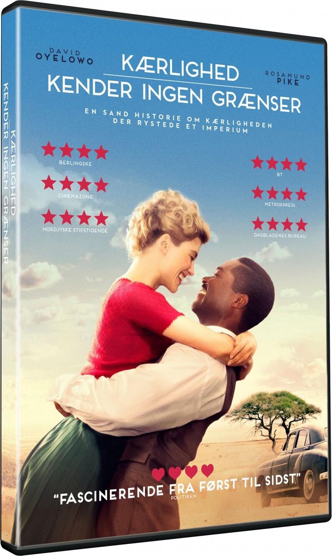 Image of   Kærlighed Kender Ingen Grænser - DVD - Film