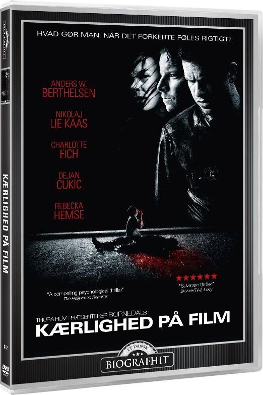 Image of   Kærlighed På Film - DVD - Film