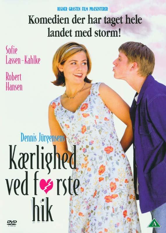 Billede af Kærlighed Ved Første Hik - DVD - Film