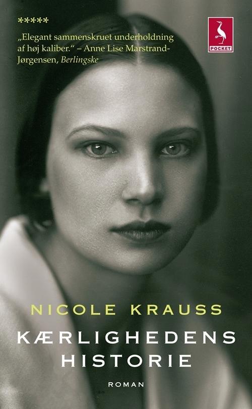Kærlighedens Historie - Nicole Krauss - Bog
