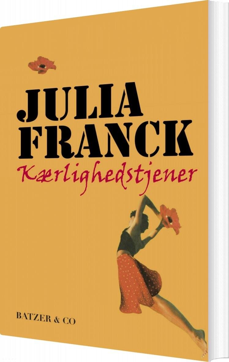 Billede af Kærlighedstjener - Julia Franck - Bog